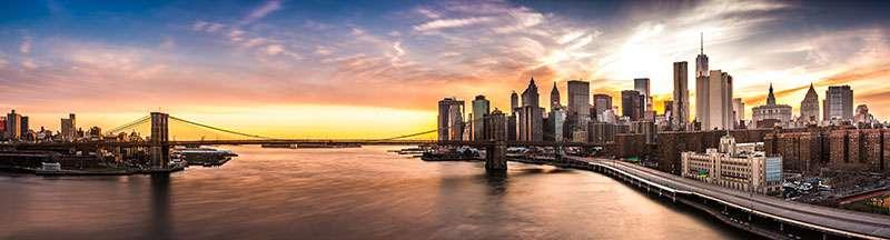 Carta da parati Ponte di Brooklyn