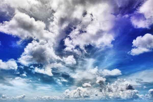 Carta da parati Cielo 2