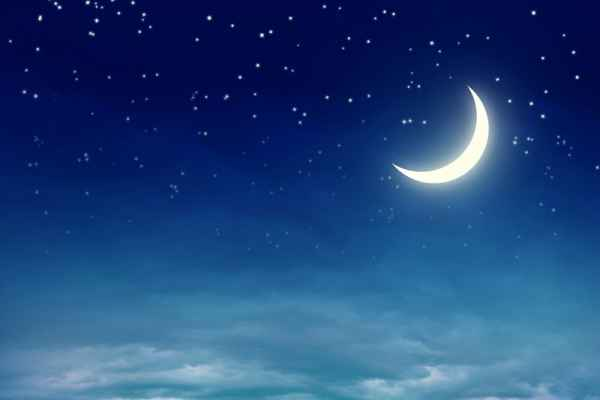 Carta da parati Cielo Notturno