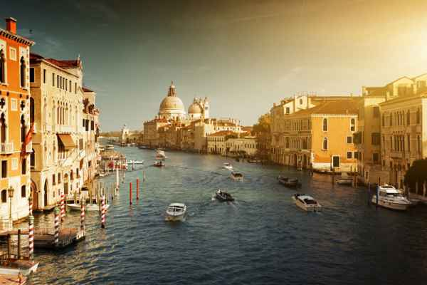 Carta da parati Venezia, Canal Grande 2