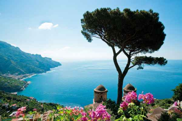 Carta da parati Costiera Amalfitana 1