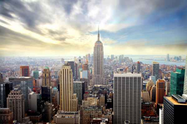 Carta da parati New York City 1
