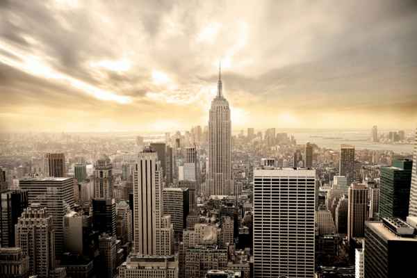 Carta da parati New York City 2