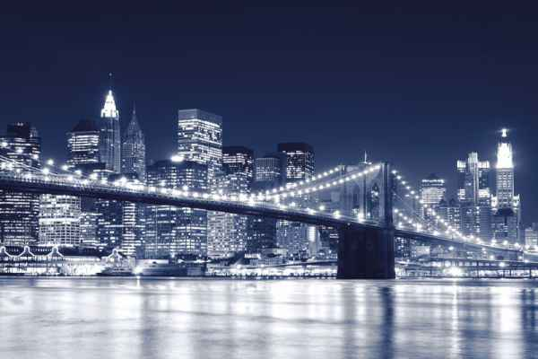 Carta da parati New York Skyline 1