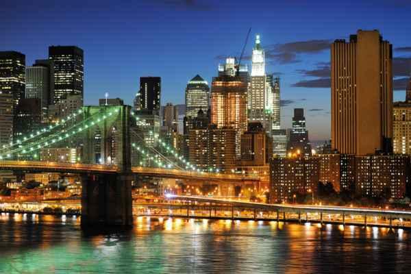 Carta da parati New York Skyline 2