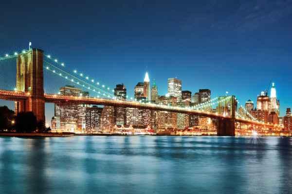 Carta da parati New York Skyline 3
