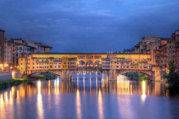 Carta da parati Firenze, Ponte Vecchio
