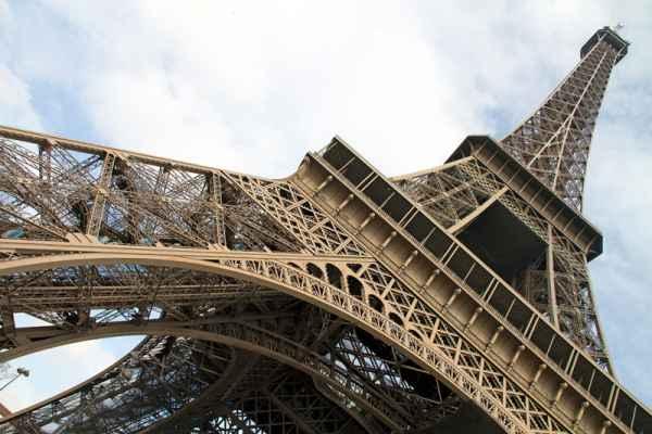 Carta da parati Parigi, Torre Eiffel 2
