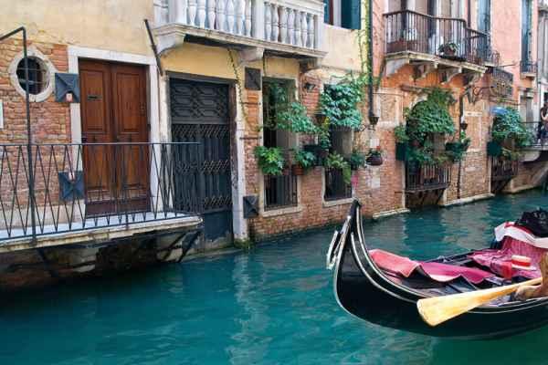 Carta da parati Venezia Balconi