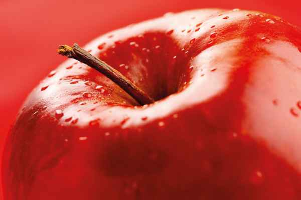 Carta da parati Red Apple
