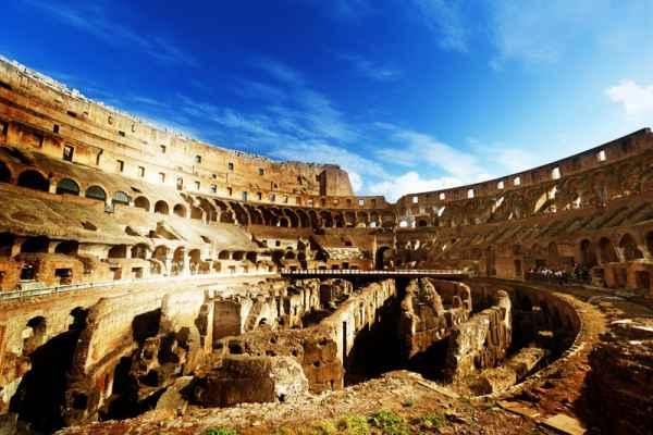 Carta da parati Colosseo arena