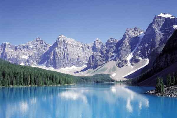 Carta da parati Alta Montagna