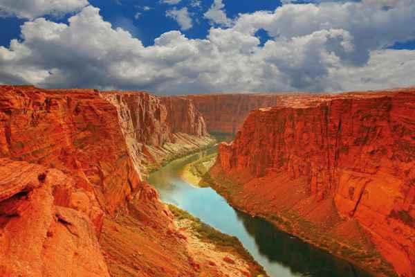 Carta da parati Grand Canyon