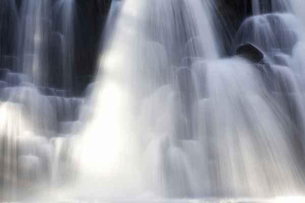 Carta da parati Acqua in cascata