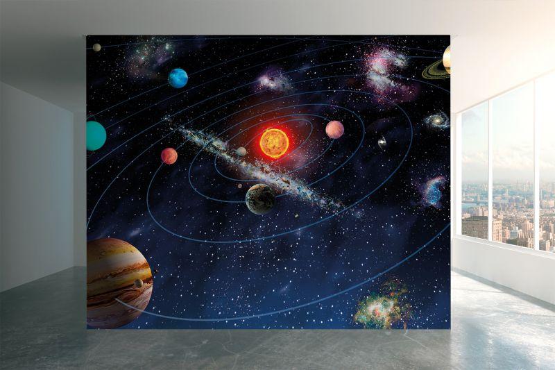 Carta da parati Universo