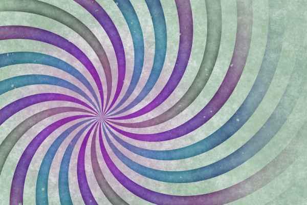 Carta da parati Spirale
